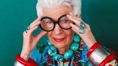 Iris Apfel i segreti di un'icona perennial