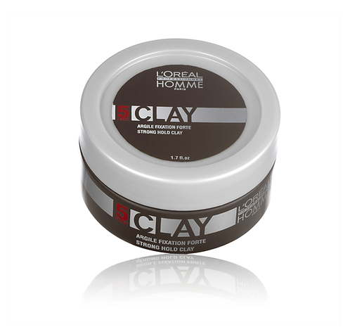 L'Oreal Professionnel | Homme | CLAY | 50ml