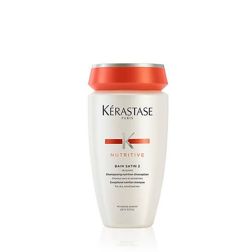 Kerastase   Nutritive   Bain Satin 2 Shampoo   250ml
