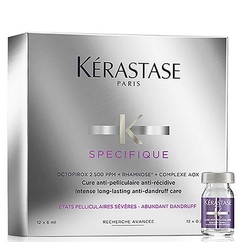 Kerastase | Specifique | Cure Anti-Pelliculaire | 12*6ml