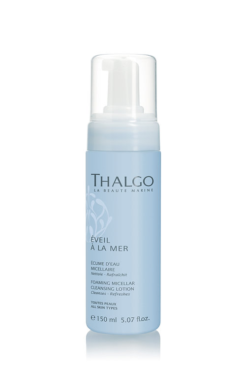Thalgo | Eveil A La Mer | Foaming Micellar Cleansing Lotion | 150ml