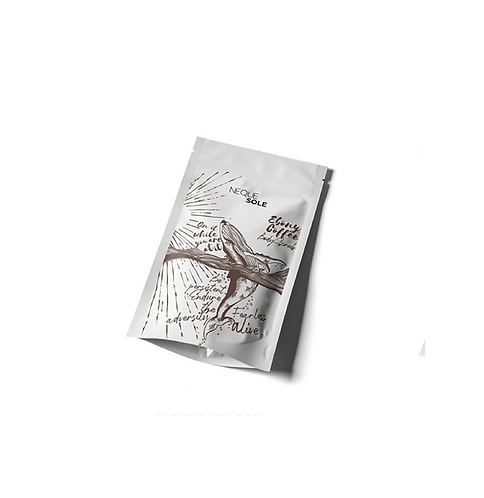 Neque Sole | Coffee Body Scrub | 300gm