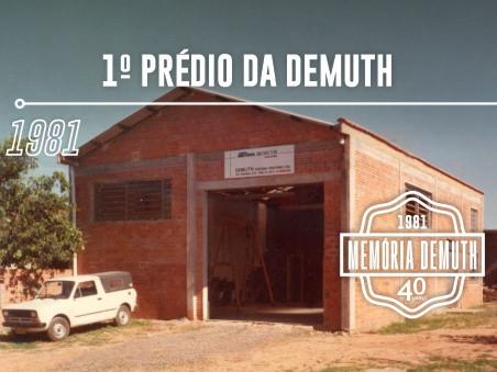 1º Prédio da Demuth