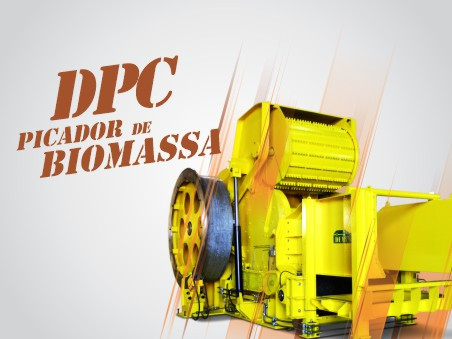DPC - Picador de Biomassa