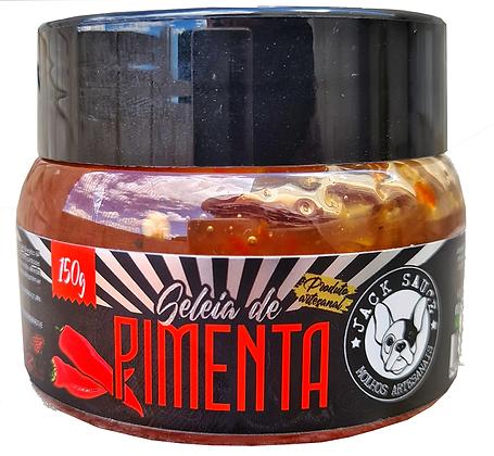 Geleia de Pimenta com Gin 150 gr