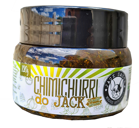 Chimichurri do Jack 120 ml