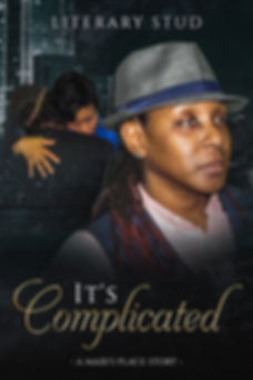 It's Complicated ebook cover