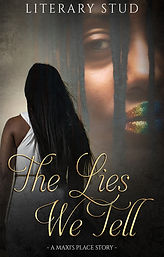 The Lies We Tell ebook cover