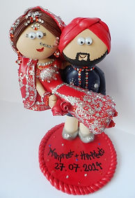 custom Indian wedding cake topper decoration,Indian wedding cake toppers, personalised wedding cake toppers bride and groom