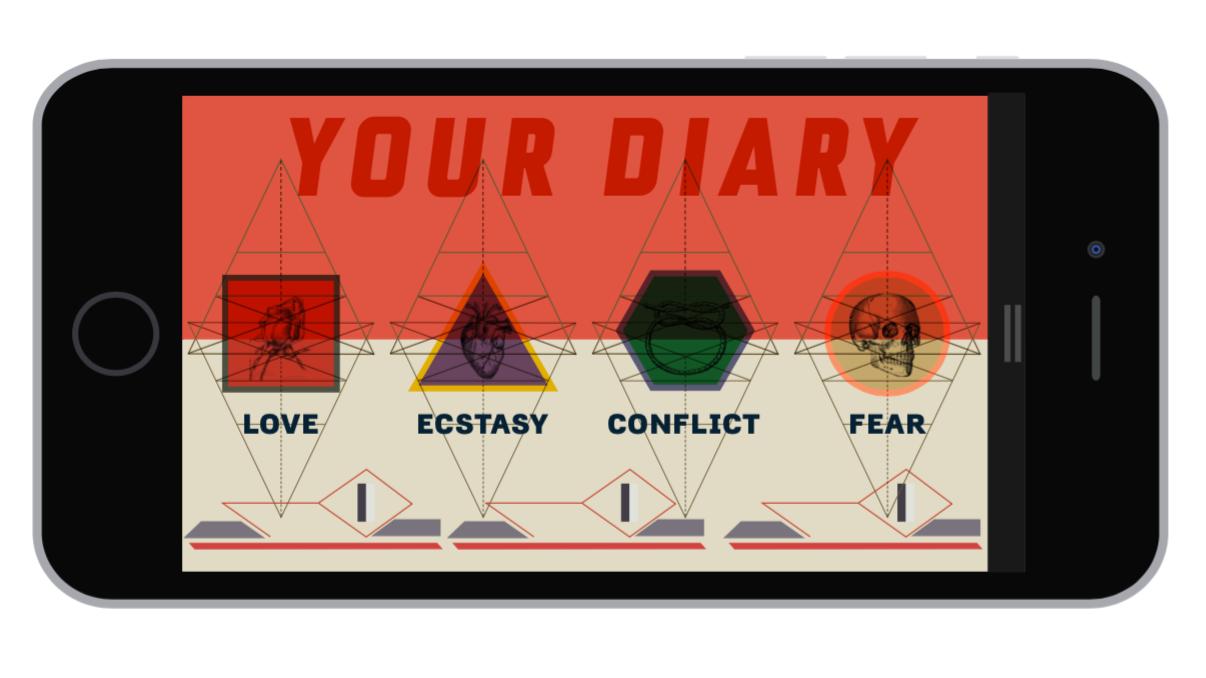 recorded diary