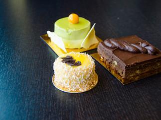 Mini Cakes and Desserts
