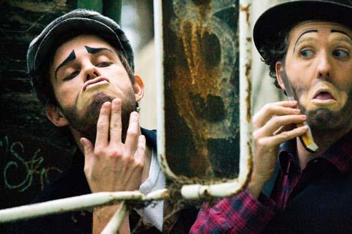 Justin & Tony