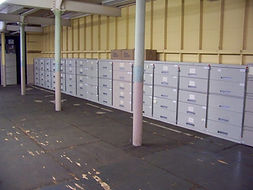 Prudent Warehouse Storage