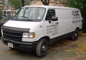 NJ Courier Delivery Service | DC Express