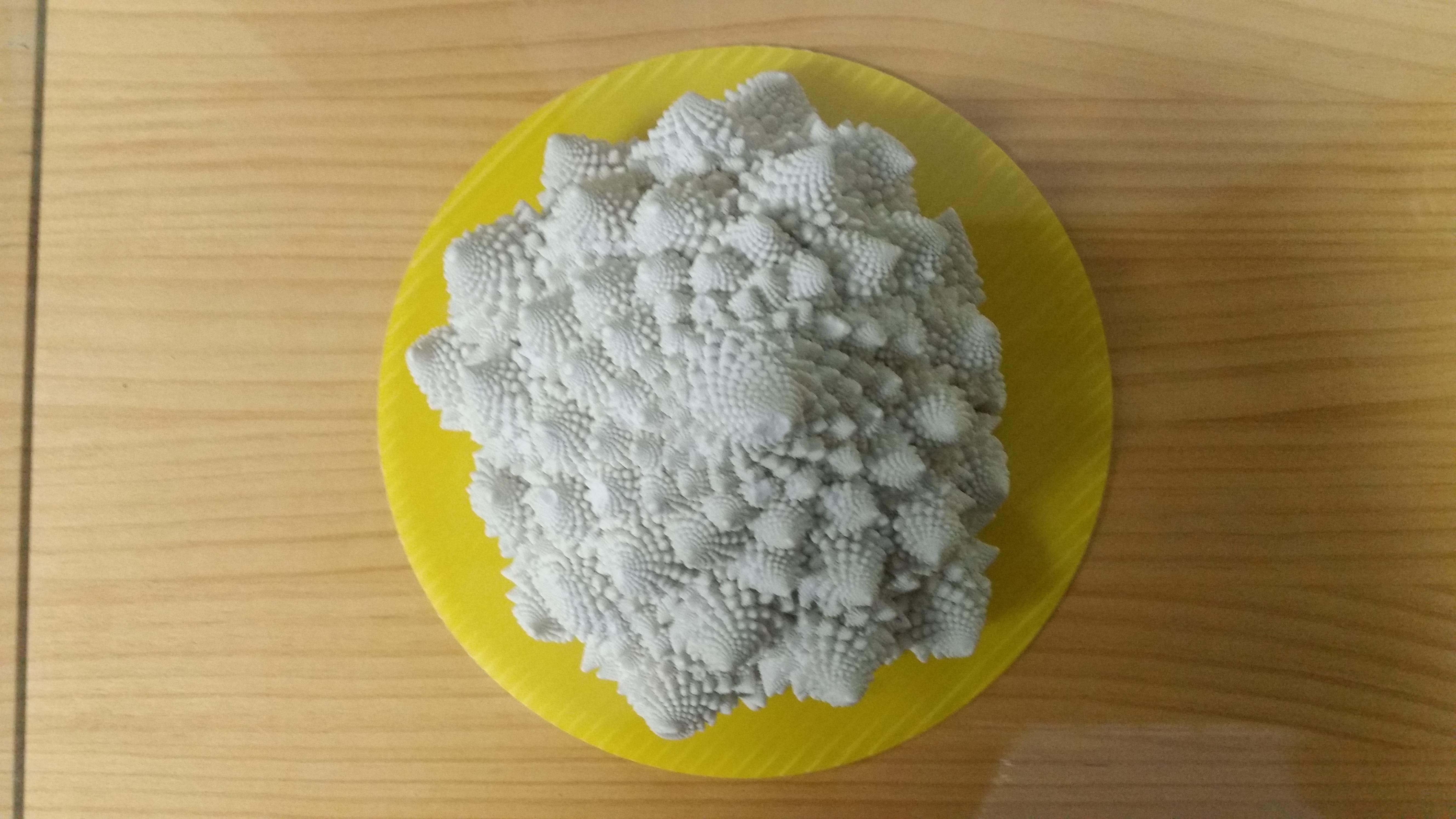 Col fractal