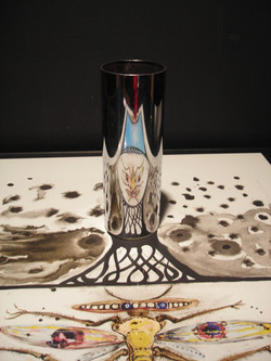 Anamorfismo Dalí