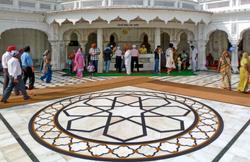 Templo Dorado de Amritsar (India)