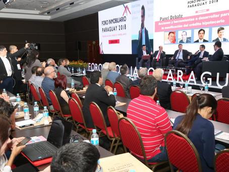 Capadei realizó Foro Inmobiliario Paraguay