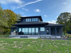 Lake Front Residence