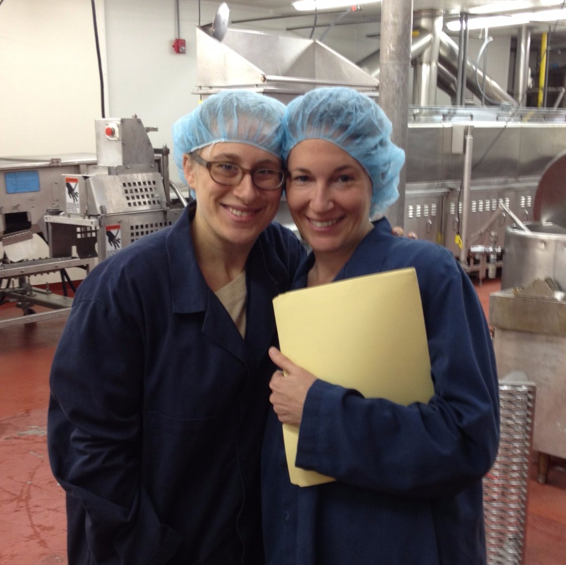 Hairnets and All