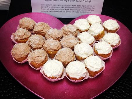 Evermore Mini Pupcakes!