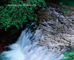 11 奇岩の淵/愛知県東栄町/2011.7.22 7:25