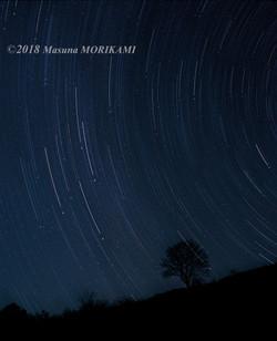 22 星と語らう/愛知県豊根村/2013.11.5 2:56