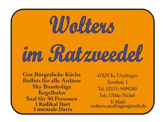 """""""Wolters im Ratzveedel"""" - Unsere Prinzenburg!"""