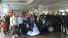 Wir fahren Peugeot von Auto Parc France