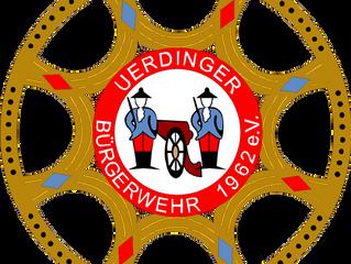 Uniformappell der Uerdinger Bürgerwehr