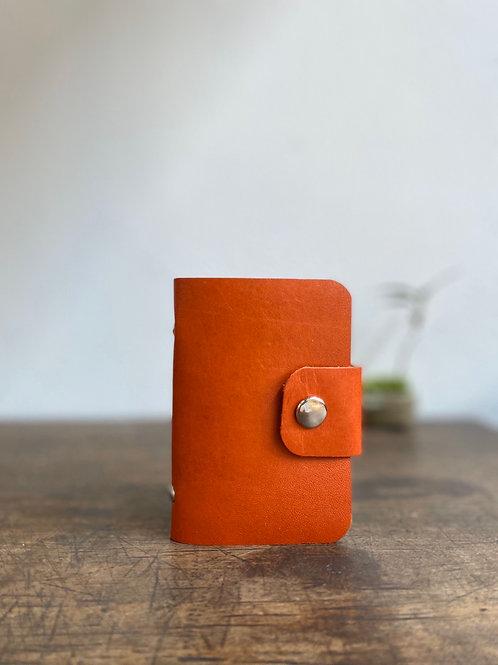 カードホルダ 橙