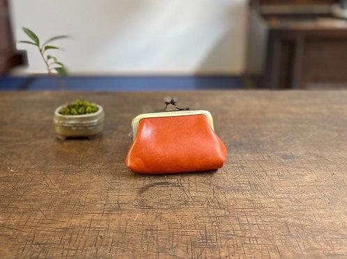 GAMAGUCHI コインケース 橙