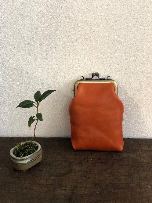 GAMAGUCHI シガレットケース 橙