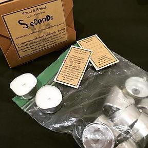 Recycling Tea Light Cups