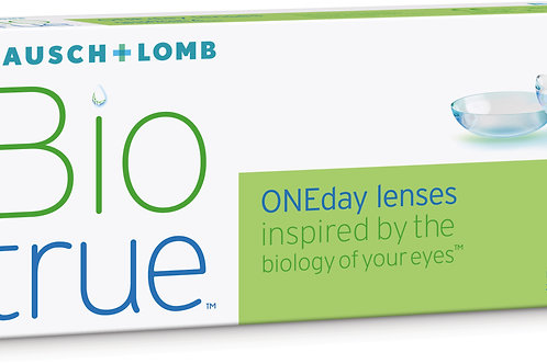 Bausch & Lomb Biotrue - 30 Lenses
