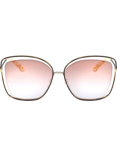 Poppy (HAVANA/PEACH) Sunglasses