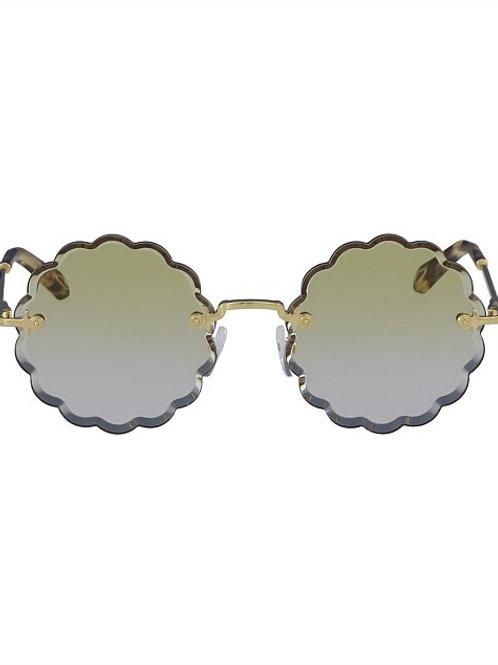 Rosie Petite (Yellow) Sunglasses