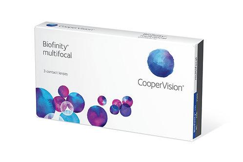 Cooper Vision Biofinity multifocal - 3 Lenses