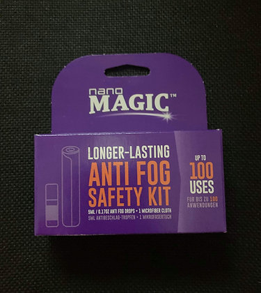 NANO MAGIC ANTI FOG SAFETY KIT