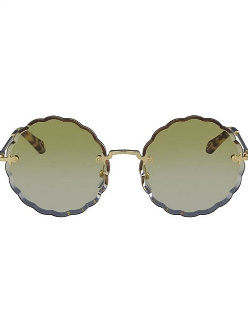 Rosie Sunglasses (GRADIENT OCHRE)