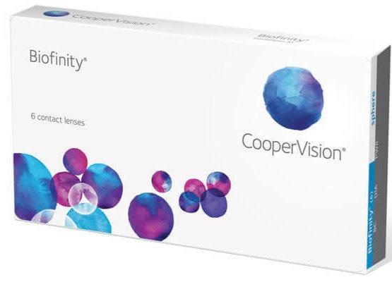 CooperVision Biofinity - 6 Lenses