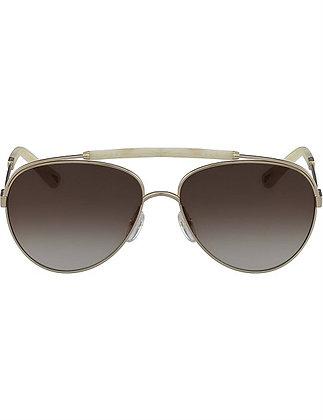 Jacky (GOLD/IVORY ) Sunglasses