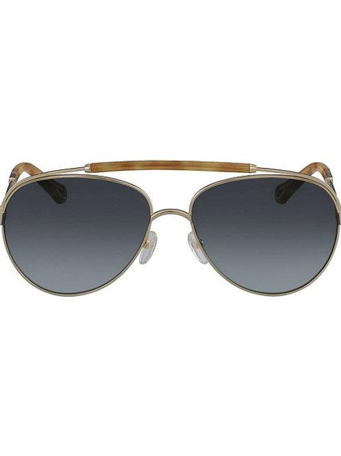 Jacky (GOLD/IVORY) Sunglasses