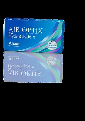 Air Optix plus HydraGlyde - 3 Lenses