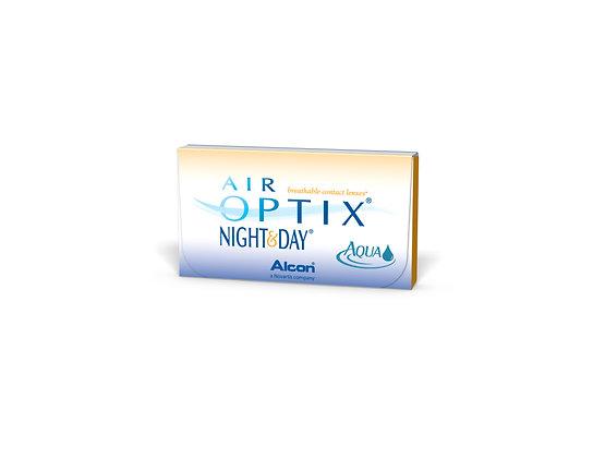Air Optix Night & Day Aqua - 6 Lenses