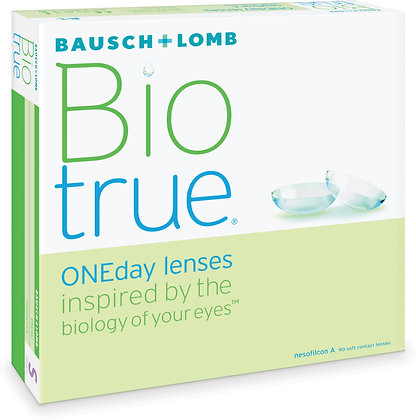 Bausch & Lomb Biotrue - 90 Lenses