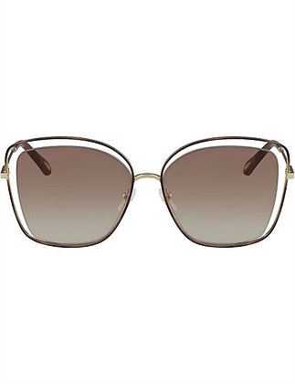 Poppy (HAVANA/BRONZE) Sunglasses
