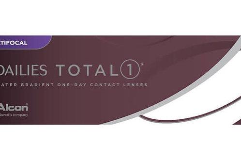 Dailies TOTAL 1 Multifocal - 30 Lenses