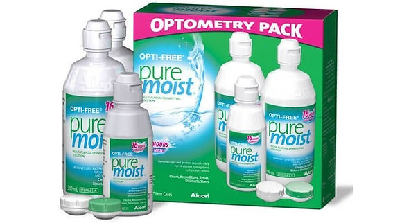 Pure Moist - Optometry Pack