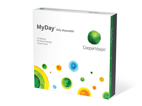 CooperVision MyDay - 90 Lenses